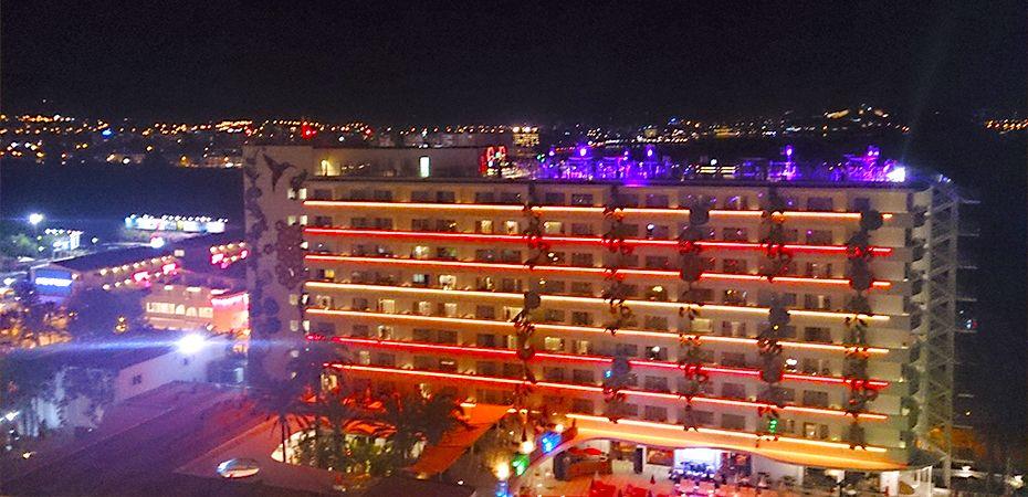 The Hard Rock Cafe Ibiza